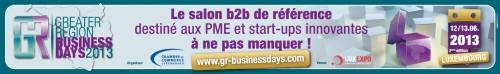 Tellitweb aux GR Business Days
