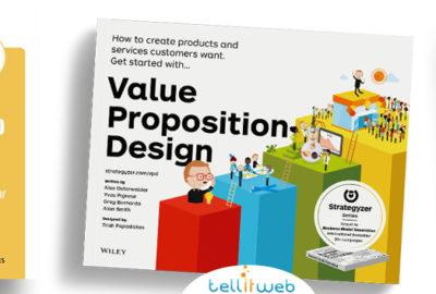 3 livres pour créer son projet web. Value Proposition Design, Ergonomie web et UX Design (Amélie Boucher), Bien rédiger pour le web (Isabelle Canivet)